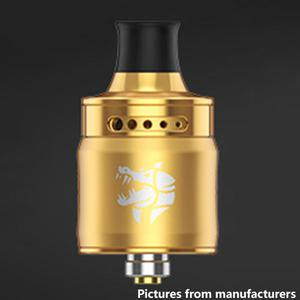 GeekVape Ammit MTL 22mm RDA  (Standard Edition) - Gold