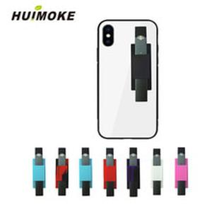 E-Cigarettes Hot Selling E-Cigarette Silicone Case Holder For JUUL Wholesale In Large Stock Free Shipping & Sticker For JUUL