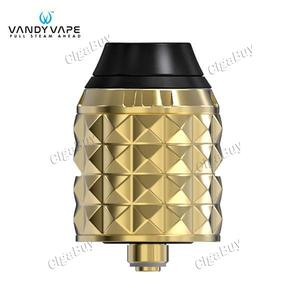 Capstone RDA 24mm W/ BF Pin - Gold