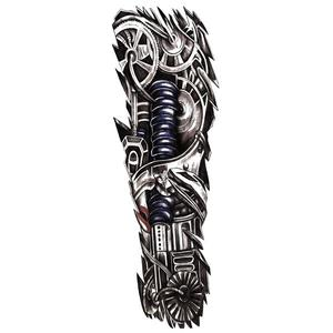 Full arm tattoo sticker (1PCS) - Multicolor