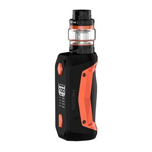 GeekVape Aegis Solo 100W 5.5ml TC VW + Cerberus Tank Kit - Orange