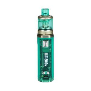 SINUOUS V80 80W 3.0ml Kit with Amor NSE Atomizer - Green