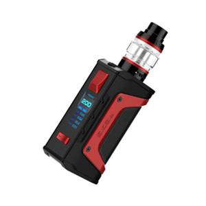 Aegis Legend 200W TC VW  w/ Aero Mesh Atomizer 5.0ML Kit - Red Trim
