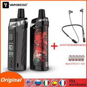 Newest Original  TARGET PM80 Pod Kit with Built-in 2000mAh 0.3&0.2ohm GTX MESHED Coil Cartridge Capacity  4ml/2ml e-cig