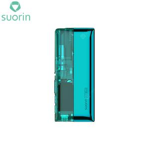 Suorin Air Mod Kit 1500mAh Battery with 5-40W Output 3ml Cartridge 0.6 /0.8ohm Mesh Coil 0.96 inch Display Screen Electronic Cigarette Vape