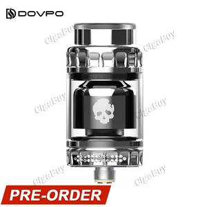 Blotto Mini RTA 2/4ML 23.3MM - Silver