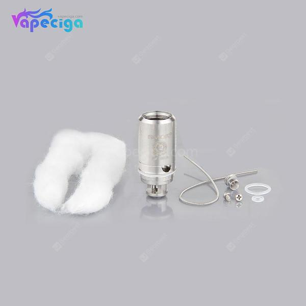 Smok TF-RCA Replacement Clapton Coil Head for TFV4 Mini Tank