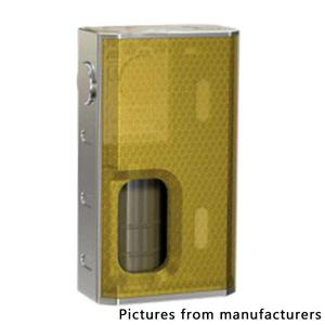 Wismec Luxotic   100W BF Squonk  w/ 7.5ML Bottle - Honeycomb Resin