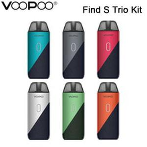 Original  Find Trio Kit Pod 1200mAh Battery 23W output and 3ml pod vape Fit PnP coil E-Cigarette Vaporizer