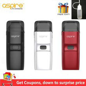 Upgraded  Breeze NXT Kit 1000mAh Battery 5.4ml Breeze NXT Pod With Mesh Coil Electronic Cigarette Vape Vs  AVP Pod