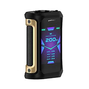 Aegis X 200W TC  - Gold Black