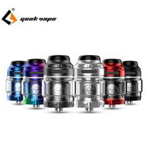 Big sale  Zeus X RTA 4.5ml tank 510 thread vape tank fit aegis mod vaporizer atomizer with DIY Tool coil