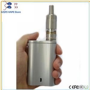 e cigarette Flask DNA  with 50W temperature control for Dual 18650 battery large smoke electronic cigarette vs dna 75