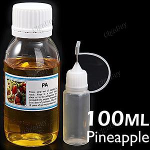 100ml Pineapple Flavor E-liquid 8mg Nic