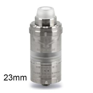 VG Kronos 2 S Style 23mm 316SS RTA  4.0ML/With logo - Silver