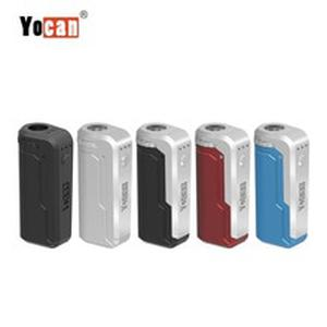 100% Original  UNI Box mod Preheat Variable Voltage VV 650mah Battery with 510 Thread for thick oil tank Vape MOD Cartridge