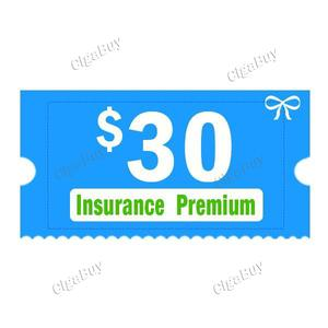 Premium For Brazil Delivery Insurance