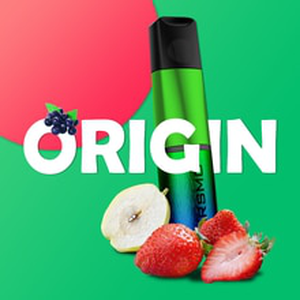 Origin Vape Pod e cigarette Kits Starter kits With LED Indicator Atomizer 0.8ml Cartridge Vape Pen Mods Refillable Cartridges