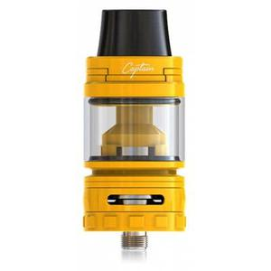 IJOY Captain S Subohm Tank -YELLOW