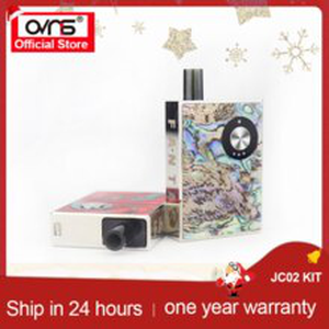 Vape Mods Kit OVNS JC02 Pen Pod System Original Electronic Cigarette 650mAh Battery 1.0ml Pod For other Vaporizer