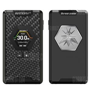 Artery Hive 200W TC Mod Supporting 2pcs 18650 Batteries