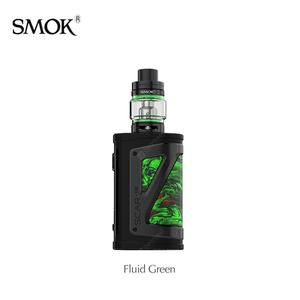 SCAR-18 KIT 230W  Dual 18650 Battery with 6.5ml TFV9 Tank V9 Meshed Coil 0.15ohm V8 Baby Coil