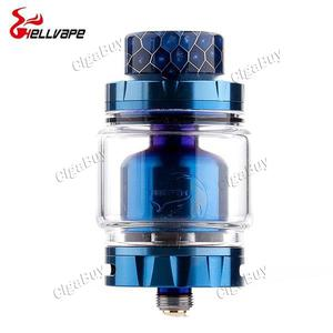 Rebirth RTA 5ml 25mm - Blue