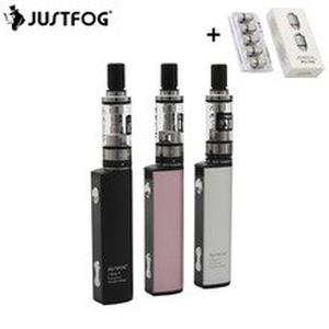 Original JUSTFOG Q16 Kit 900mAh Battery and 1.9ml Q16 Tank with Justfog Q16 Coil vs P16A Kit Electronic Cigarette Vape