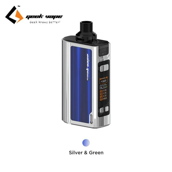 Obelisk 60 Kit Built-in 2200mAh battery 60W Output 4ML Capacity Pod with P Series Coil 0.4ohm/0.5ohm Head Vape