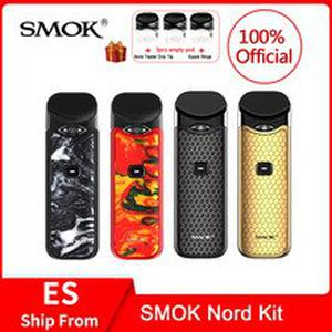 Original  Nord Kit with Built-in Battery+Coils+Pod 3ml For Electronic Cigarette vs smok infinix /novo vape pen kit
