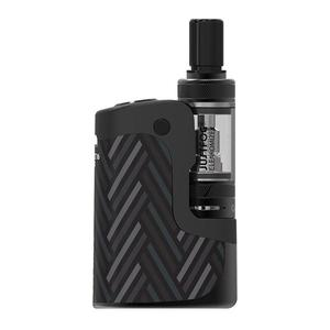 Justfog Compact 16 1.9ML 1400mAh E-Cigarette Starter Kit - Black
