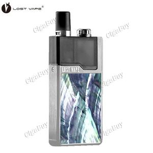 Orion DNA GO 40W Pod System Kit - Silver Ocean Scallop