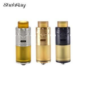 Shenray VG Extreme RTA Atomizer Electronic Cigarette 23mm 5ml Mech Tank with 810 PEI Drip Tip for Vape Kit s E Cigs New