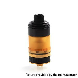 Hussar Style 22mm 316SS RTA  w/ Micro Tank by  - Black
