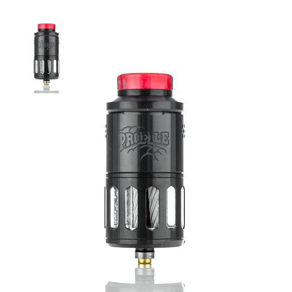 (Presale) Authencit  Profile RDTA Atomizer 6.2ml - Black