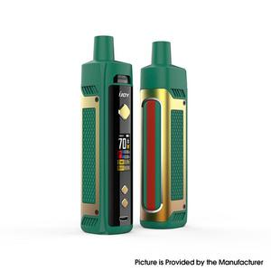 IJOY Jupiter 70W 5.0ml VW  Pod System Starter Kit - Golden Green
