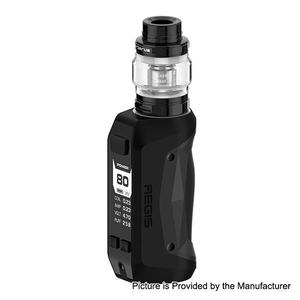 GeekVape Aegis Mini 80W 2200mAh TC VW  w/ Cerberus Atomizer 5.5ml Kit - Black