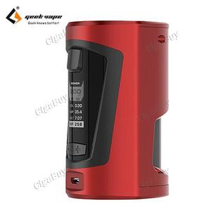 GBOX Squonker 200W 8ML  - Wine Red