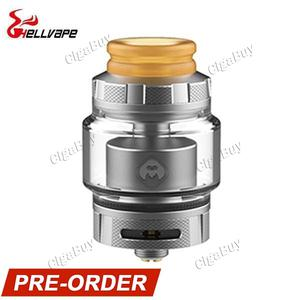 Destiny RTA 4ML 24MM - Matte SS ULTEM