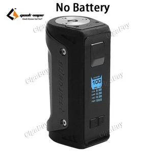 GeekVape Aegis 100W TC VW  APV - Stealth Black