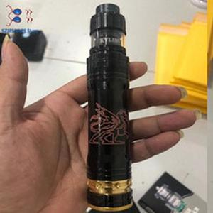 E cigarette Vapor Giant mod 26650 series mechanical mod 316SS 510 thread vape pen vaporizer mech mods vs QP m25 KYLIN v2 zeus x