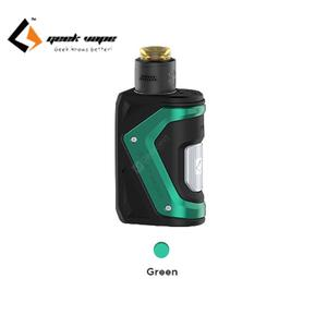 GeekVape Aegis Squonk Kit 100W Box mod 10ml Bottle Tengu RDA Tank Electronic Cigarette vape Vapor