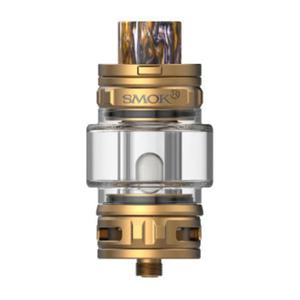 TFV18 Sub Ohm Tank Clearomizer Vape Atomizer - 7.5ml, 0.15ohm / 0.33ohm, 31.6mm - Gold