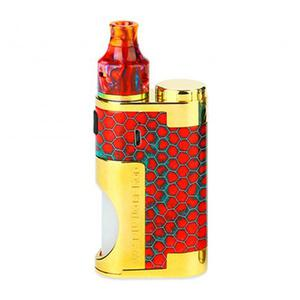 Oumier Wasp Nano BF Squonk Mechanical  Kit w/ 8.0ML Bottle - Red