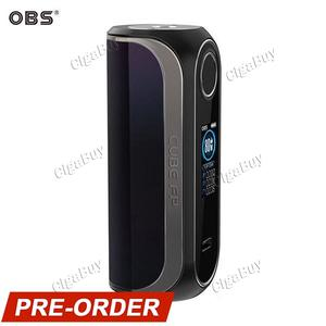 Cube FP 80W Fingerprint Unlock  - Shiny Black