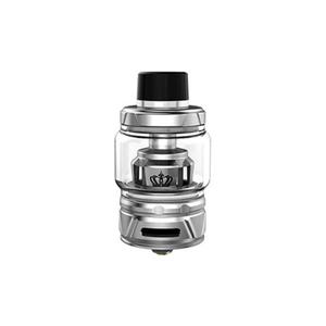 Crown 4 28mm Sub Ohm Tank Clearomizer 6.0ML - Silver