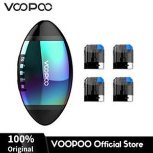 VFL Pod Vape Kit All-in-one System 0.8ml Capacity Cartridge 650mAh Battery With 4Pcs VFL POD Plastic Cartridge Replacment