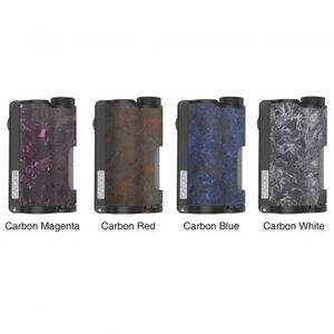 DOVPO Topside Dual Carbon 200W Squonk Mod with YIHI Chip
