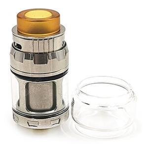 ST Version JuggerKnot QP RTA Large Smoke Single Atomizer 24mm RTA