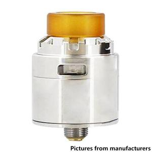 Reload X Style 24mm RDA  w/ BF Pin - Silver